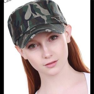Kbethos Cadet Army Fitted Cap